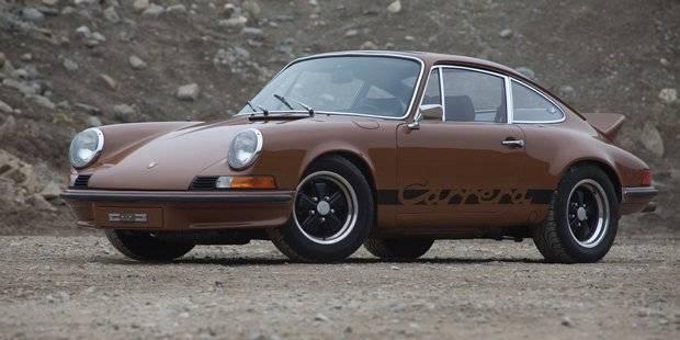 Wideo historia Porsche 911