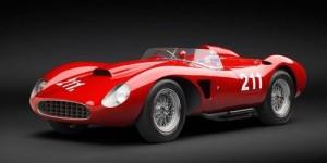 Ferrari 625 TRC Spider sprzedane za 20 mln zł